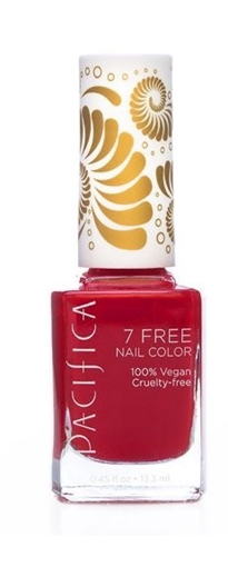 Picture of Pacifica Pacifica 7 Free Nail Polish, Cinnamon Girl 13ml