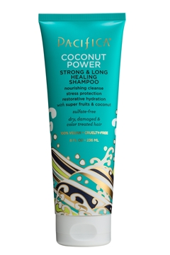 Picture of  Pacifica Coconut Power Strong And Long Shampoo, 236ml