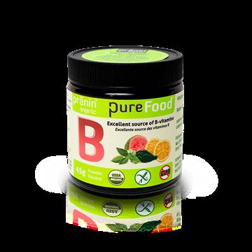 Picture of  Pranin Organic PureFood B, 45g