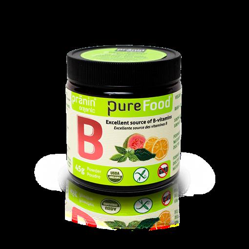 Picture of Pranin Organic Pranin Organic PureFood B, 45g