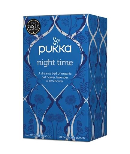 Picture of Pukka Teas Pukka Teas Night Time Tea, 20 Bags