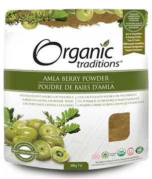 Picture of  Organic Amla Berry Powder, 200g