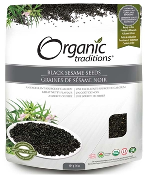 Picture of  Black Sesame Seeds, 454g