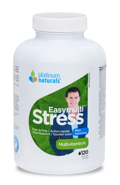Picture of  Easymulti Stress for Men, 120 Softgels