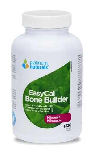 Picture of Platinum Naturals Platinum Naturals EasyCal® Bone Builder, 120 Softgels