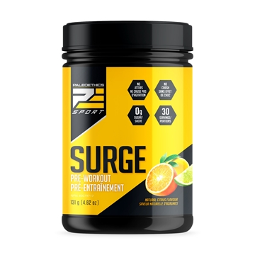 Picture of  Surge Pre-Workout Citrus 131g
