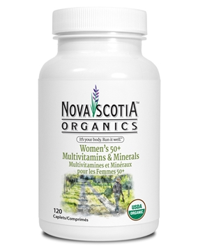 Picture of  Women's 50+ Multivitamins & Minerals, 120 Caplets