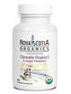 Picture of Nova Scotia Organics Vitamin C Chewable, 30 tabs