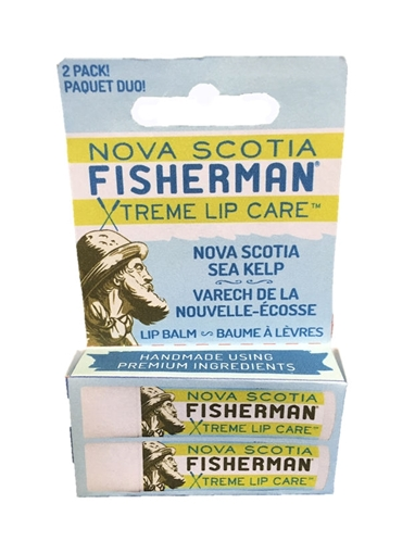 Picture of Nova Scotia Fisherman Lip Balm, Original DUO Pack