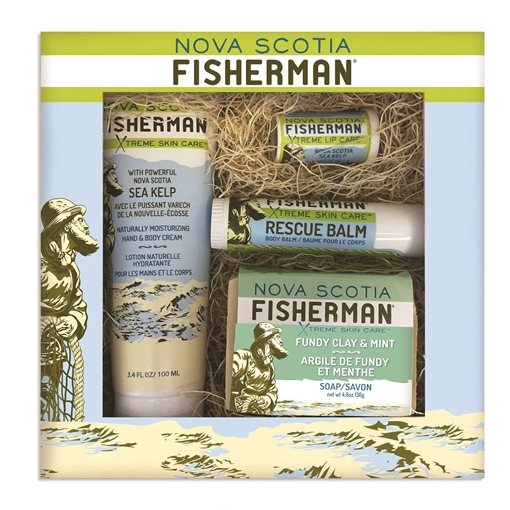 Picture of Nova Scotia Fisherman Gift Box, 4 Pack Set