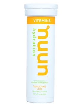 Picture of Nuun & Company, Inc Nuun Hydration Vitamins, Tangerine Lime 52g x 8