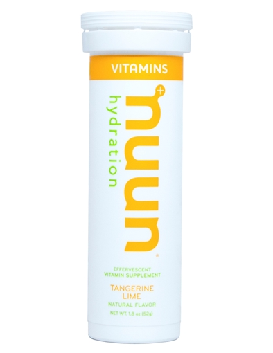 Picture of Nuun & Company, Inc Vitamins - Tangerine Lime, 8 x 12 Tablets