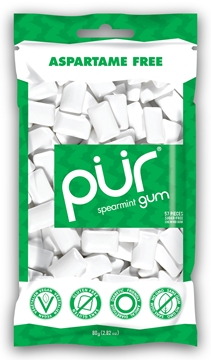Picture of  Spearmint Gum, 12x55 Pieces