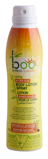 Picture of Boo Bamboo Boo Bamboo After-Sun Body Lotion Spray, 170g