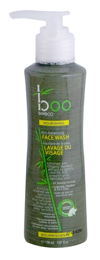 Picture of Boo Bamboo Boo Bamboo Face Wash, 150ml