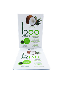 Picture of Boo Bamboo Boo Bamboo Hydrating Sheet Mask, 25ml