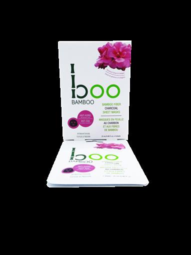 Picture of Boo Bamboo Boo Bamboo Anti-Aging Sheet Mask, 25ml