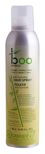 Picture of Boo Bamboo Boo Bamboo Anti-Humidity Hair Spray, 300ml