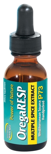Picture of North American Herb & Spice North American Herb & Spice OregaRESP P73 Oil, 30ml