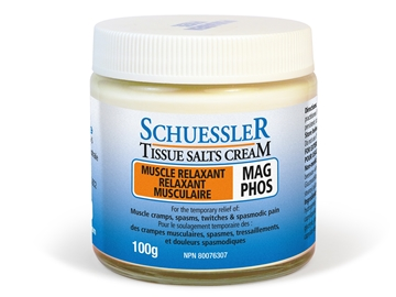 Picture of  Martin & Pleasance Schuessler Tissue Salts Cream, Mag Phos 100g