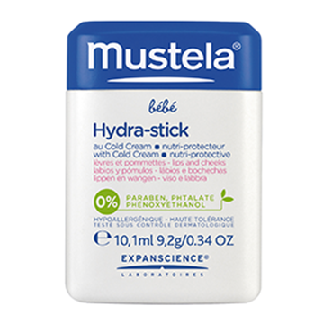 Picture of Mustela Canada Mustela Canada Hydra-stick with cold cream, 9.2g