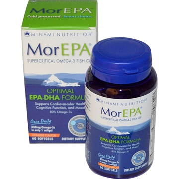 Picture of  MorEPA, 60 softgels
