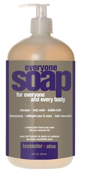 Picture of Everyone Soap, Lavender & Aloe, 946ml