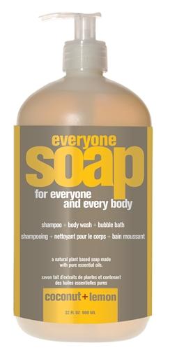 Picture of Everyone Soap, Coconut & Lemon, 946ml