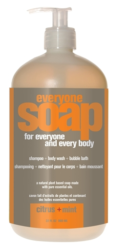 Picture of Everyone Soap, Citrus & Mint, 946ml
