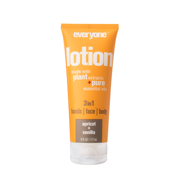 Picture of Everyone Everyone Lotion, Apricot & Vanilla 177ml