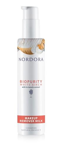 Picture of Nordora Nordora White Birch Makeup Remover Milk, 180ml