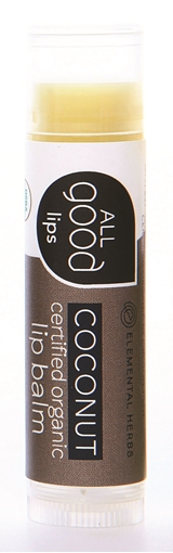 Picture of All Good All Good Organic Lip Balm, Coconut 4.25g
