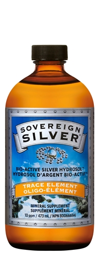 Picture of Sovereign Silver Sovereign Silver Bio-Active Silver Hydrosol, 473ml