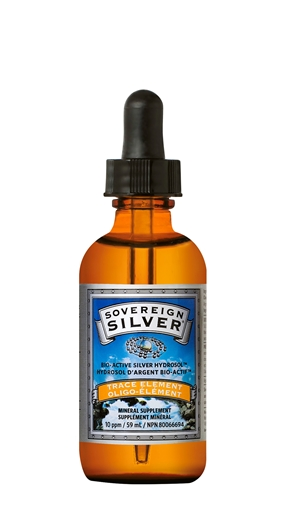 Picture of Sovereign Silver Collidal Silver Dropper, 59ml