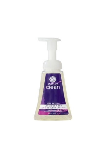 Picture of Nature Clean Nature Clean Foaming Hand Soap, Lavender Moon 240ml