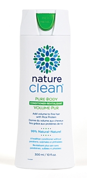 Picture of  Nature Clean Pure Body Conditioner, 300ml