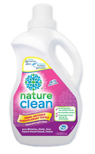 Picture of Nature Clean Nature Clean Hypoallergenic Fabric Softener, 1.5L