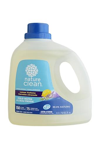 Picture of Nature Clean Nature Clean Laundry Liquid, Lemon Verbena 4.5L