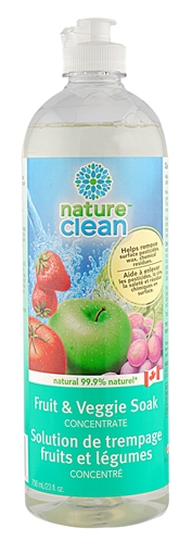 Picture of Nature Clean Nature Clean Fruit & Veggie Wash Concentrate, 700ml