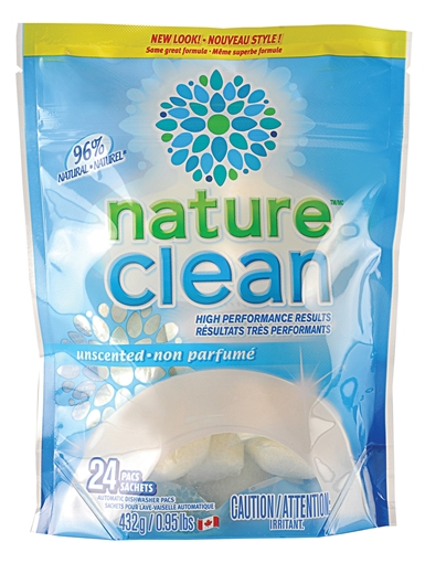 Picture of Nature Clean Nature Clean Automatic Dish Pacs, 432g