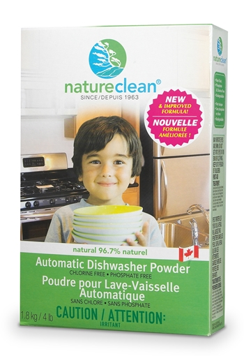 Picture of Nature Clean Nature Clean Auto Dish Powder, 1.8kg