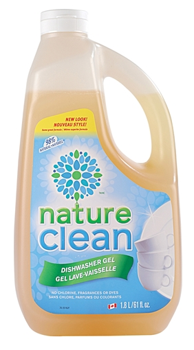 Picture of Nature Clean Nature Clean Automatic Dish Gel, 1.8L