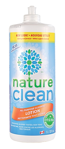 Picture of Nature Clean Nature Clean All Purpose Cleaning Lotion, 1L