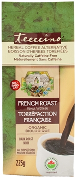 Picture of  Teeccino French Roast Herbal Coffee, 255g