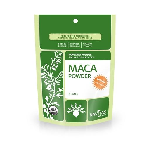 Picture of Navitas Organics Maca Powder, 454g