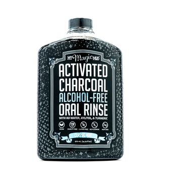Picture of  Charcoal Oral Rinse, Classic Mint 420ml