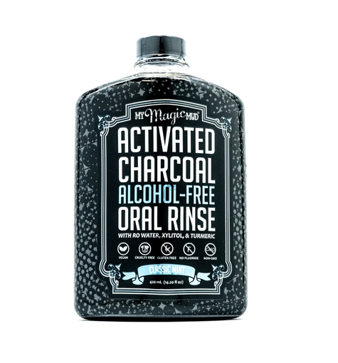Picture of My Magic Mud Charcoal Oral Rinse, Classic Mint 420ml