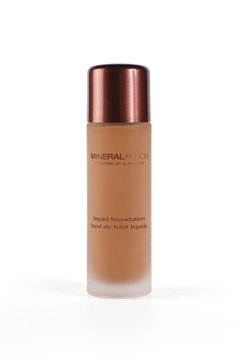 Picture of Mineral Fusion Liquid Foundation Deep 1, 30ml