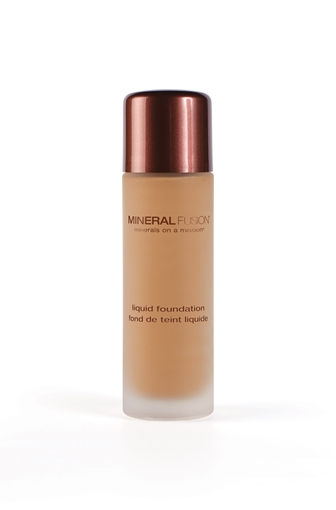 Picture of Mineral Fusion Liquid Foundation Olive 2, 30ml