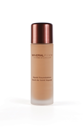 Picture of Mineral Fusion Liquid Foundation Warm 3, 30ml